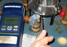 carbon monoxide testing Albuquerque-Santa Fe