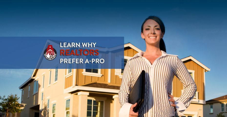 learn why real estate agents prefer apro home inspection albuquerque