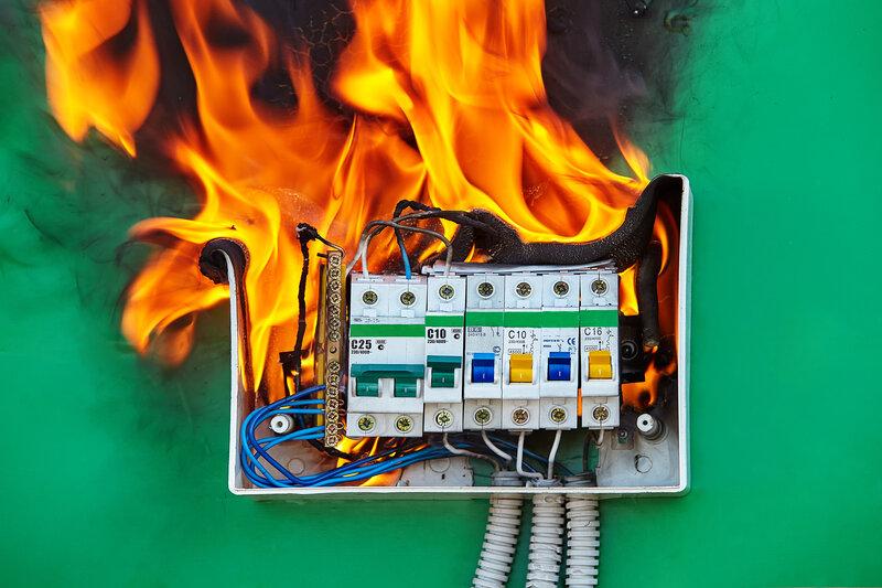 Home Inspection Albuquerque Fire Hazard