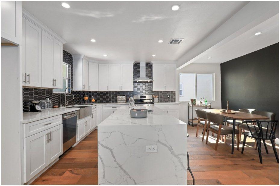Kitchen Home Inspection in Albuquerque